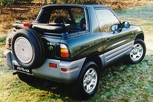 RAV4 Pickup
