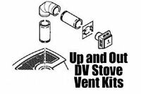 Direct Vent kit for gas stove