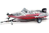 2015 NITRO Z-7 Sport Boat w/ 150 L OptiMax Pro XS