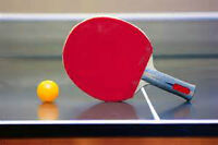 Drop-in Table Tennis (Ping Pong)