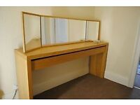 New Ikea Malm Oak Mirror