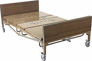 Fully electric hospital bed - bariatric size - Comes complete