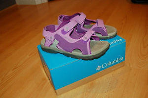 Columbia sandales mauves & lilas Gr 5 US Junior
