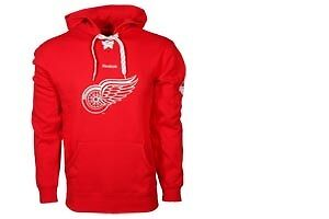 SALE !  Reebok Red Wings Centennial Hoodies