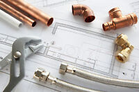 PlUMBING DONE AT AN AFFORDABLE PRICE! *BASEMENT ROUGH IN*