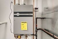 Water Heaters Installation