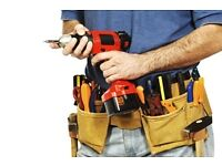 Handyman, all types of jobs done around the home, from smaller to much bigger jobss