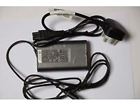 Genuine Dell Slim OUTPUT 19.5V, 65W AC Adapter PSU Power Supply Part no 06TFFF