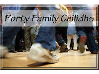 Porty family ceilidh