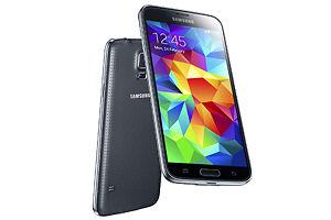 Samsung Galaxy S5 screen
