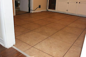 CERAMIC TILE INSTALLATIONS 431-7413 ALL TYPES AND LARGE FORMAT T