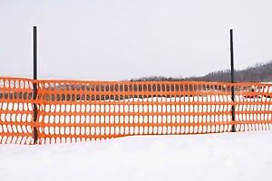 SNOW FENCE FOR SALE