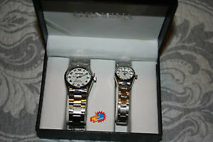 MENS AND LADIES BRAND NEW GENEVA WATCHES-WORK GREAT