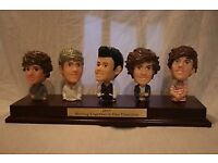 One direction limited edition bobble head collection