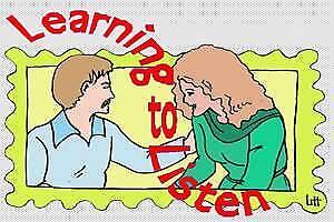 Free Communication Seminar: Learning to Listen