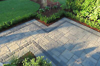 interlock retaining walls driveways