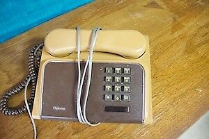 Touchtone Corded Phone