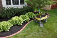 Organic Landscaping by Retreat Lawn and Garden