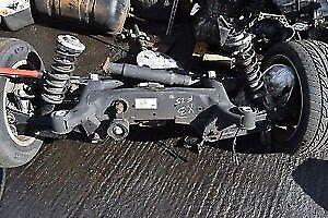 BMW E90 320D axle Front subframe Complete brakes suspension