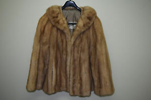 PRICE SLASHED !!Gorgeous Mink Jacket by Speiser of Vancouver