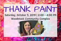 THANK PAINT for Girls - Community Event for Woodstock Teens