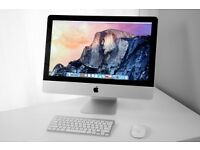 Apple iMac iMac (21.5-inch, Late 2013)