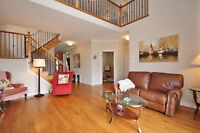 EXECUTIVE HOME many UPGRADES 4+1BDRMS+OFFICE MAIN FLR AVAIL SEP1