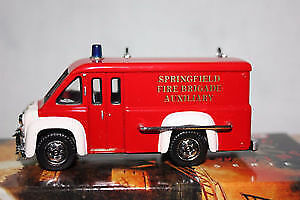 Matchbox Die Cast Fire Engine - 1948 Dodge Route Van