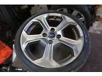 Alloy wheel (rim only) 2015 Fiesta ST