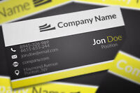 Printing Factory - Business Cards 500 For $9 | Brochures & More