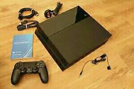 PS4 & 3 Games