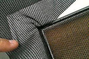 Window mesh door mesh window screen door screen repair