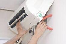 Wall Spilt System installation South Bunbury Bunbury Area Preview