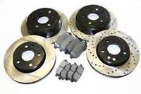 TOYOTA PIÈCE AUTO PARTS FREINS DISQUES BRAKE PADS ROTOR BEARING