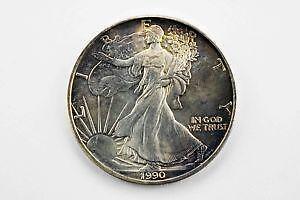 Walking Liberty 1 Oz Silver Dollar