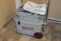 Bissell 1631 Carpet/ UpholsterySteam  Cleaner/ instruction bookl