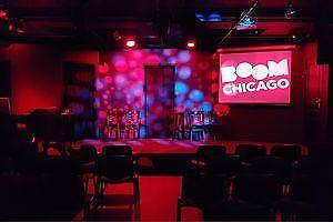 Boom Chicago - topcomedy in Amsterdam! (2 p.)