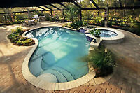 Pool Closing----$250 Including Chemicals-----Immediate Openings.