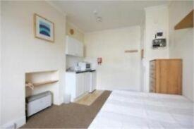Studio flat in Pembridge Villas, Notting Hill, London, W11