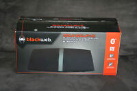 Blackweb SoundCurve Stereo Speaker with Bluetooth new in the box