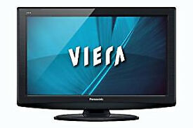 Panasonic Viera TV 26-inch Widescreen HD Ready LCD with built in Freeview tuner