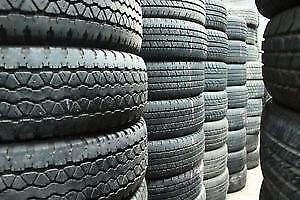 Used tires, over 3,000 used tires inventory