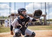 Softball catcher looking for a team