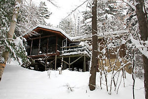 FAMILY/GROUP COTTAGE - HOT TUB, SAUNA, FIREPLACE