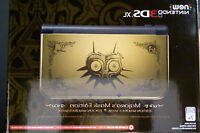 New 3DS Gold Zelda Majora's Mask