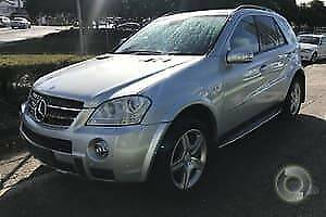 2006 MERCEDES BENZ ML 63 Coorparoo Brisbane South East Preview
