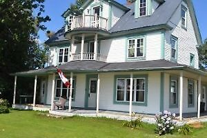 RENT/ RENT TO OWN GORGEOUS 3 STORY VICTORIAN WATERFRONT HOME