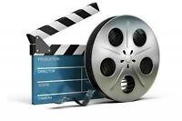 Création vidéo et montage professionnel - conférenciers, auteurs