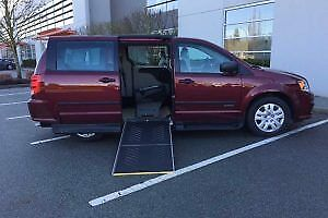 Looking for SIDE ENTRY WHEELCHAIR VAN