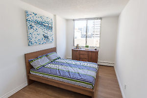 1 bedroom 950/month downtown core apartment at Terrace Gardens